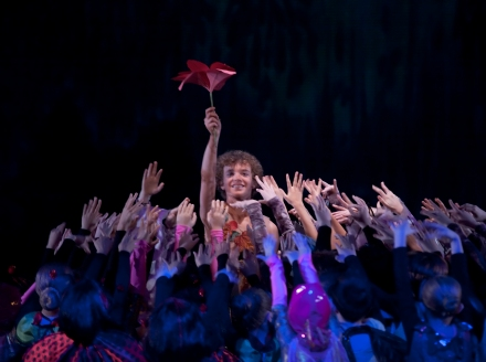 """A Midsummers Night Dream"" performance,The Portland Ballet"